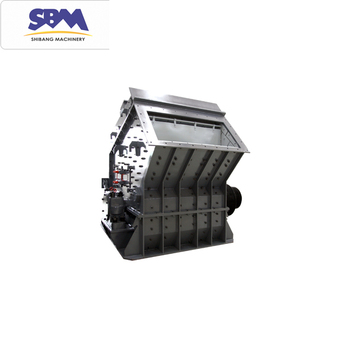 SBM 2019 Impact crusher machine , impact fine crusher price/crusher machine