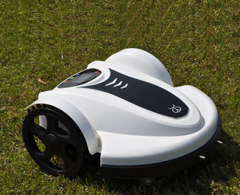 Cheapest Robot Lawn Mower 158n Updated Newest Water