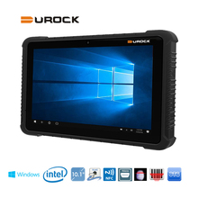 4G LTE 10 Inch Windows Rugged Tablet IP65 Waterproof Intel Atom Quad Core Z8350 Rugged Windows Android Tablet