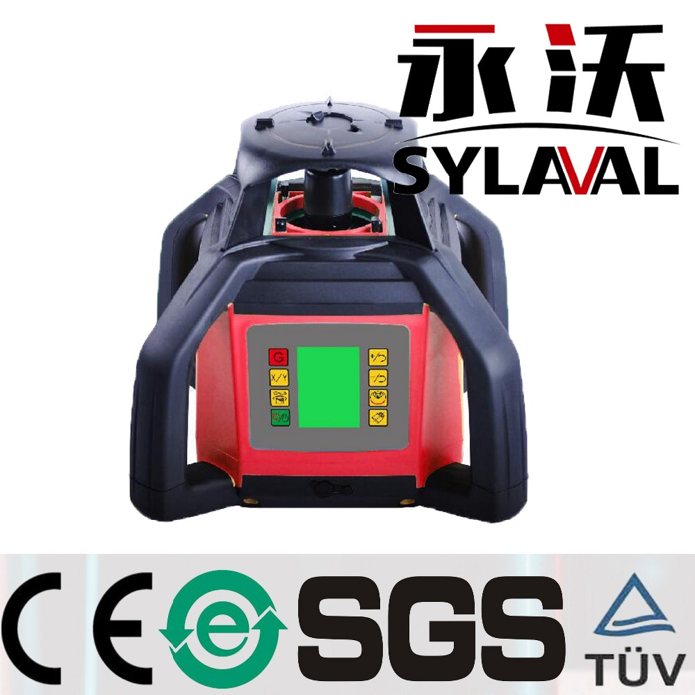 RT40L Digital Display Automatic Rotation Laser Level 360