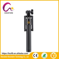 Shenzhen Wholesale Bluetooth Monopod,Selfie Stick With Wireless and Battery