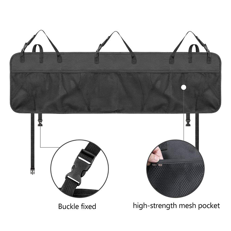 Premium Quality Car Back Seat Organizer Car Storage Bag For Kids Trunk SUV,Car