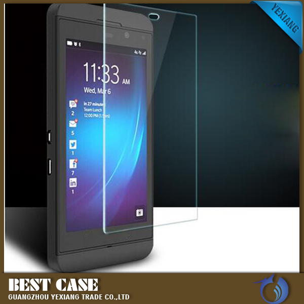 Anti-Peeping Privacy Tempered Glass Screen Protector for blackberry z30