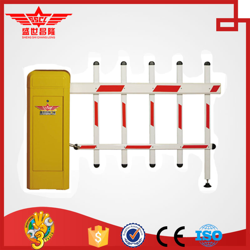 electric parking barrier gate with automation system-T1506