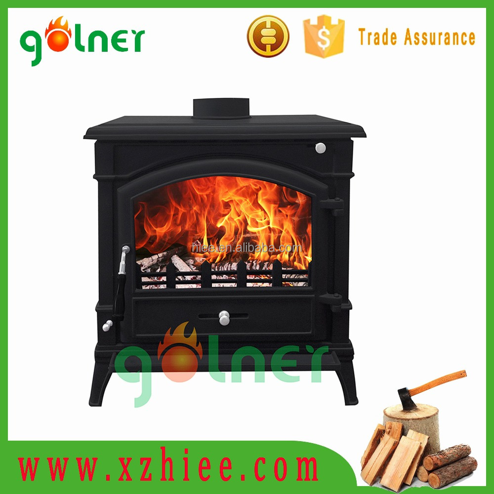 Model wood long burning stove for home heating Z-12