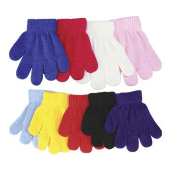 6cd54224e27 kinderen magische handschoenen winterhandschoenen warm peuter baby meisjes  gebreide handschoen