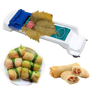 New Vegetable Meat Rolling Tool Magic Roller Stuffed Garpe Cabbage Leave Grape Leaf Machine Carne Cucina Kitchen Accessories