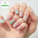 False Nails Fake Nails Wholesale Korea Nails Tips Free sample Beautiful 24 pcs A