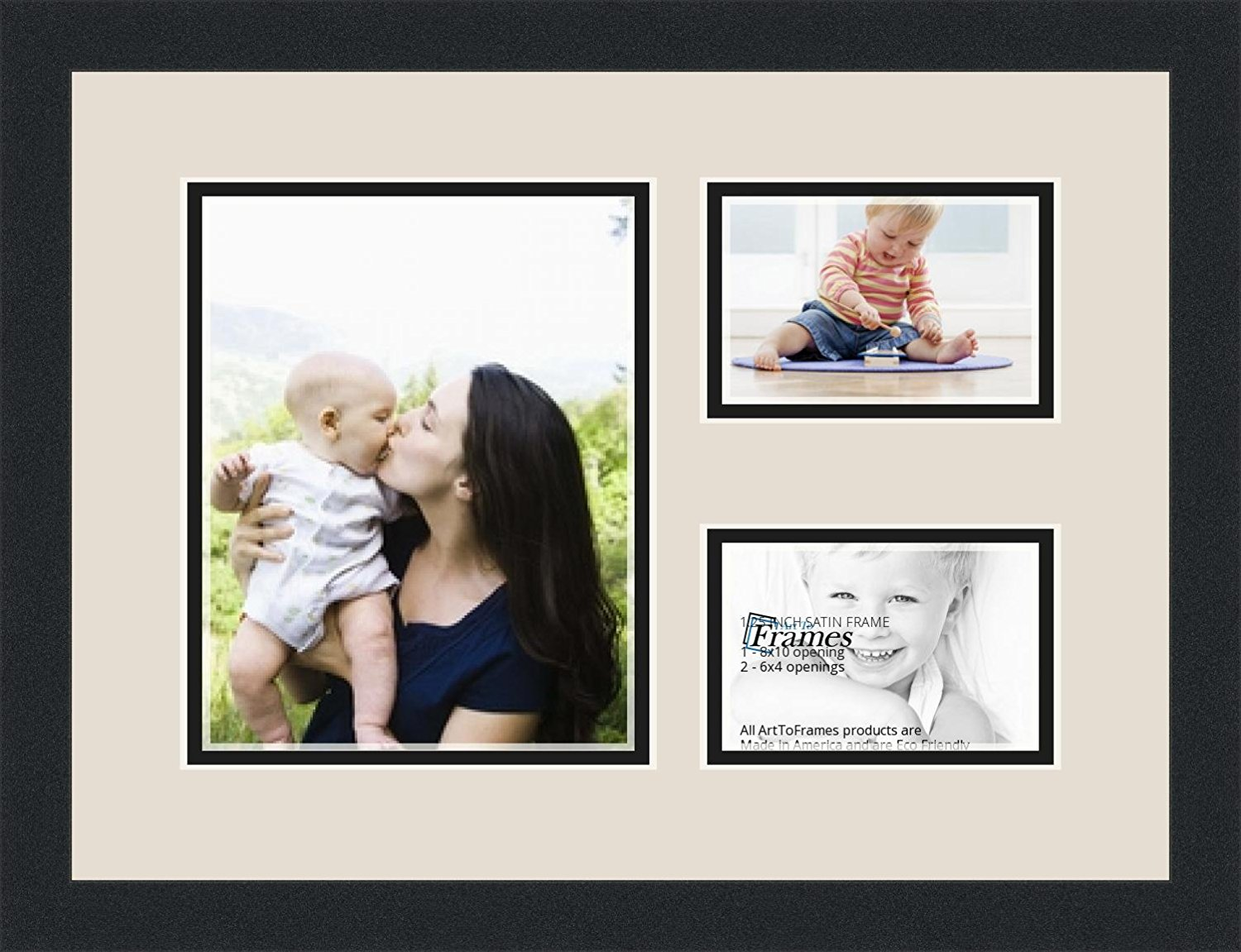 Cheap 8x10 double photo frame find 8x10 double photo frame deals get quotations art to frames double multimat 1647 75489 frbw26079 collage photo jeuxipadfo Gallery
