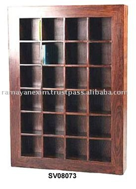holz cd dvd schrank cd regal cd rack produkt id 104906855. Black Bedroom Furniture Sets. Home Design Ideas