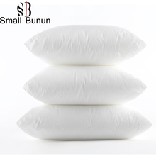 Duck Feather Hotel White Microfiber Pillow Inner