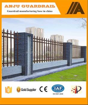 Modern House Cast Iron Fences And Gates Dk002 Buy Cast Iron