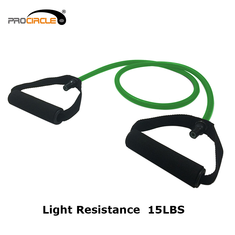 Gym Exercise fitness Latex 11pcs Resistance Bands Sets