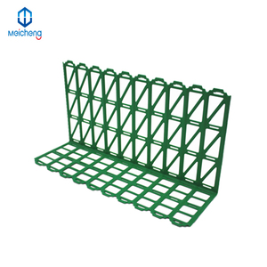 Promotional Plastic ABS Shelf Vegetables And Fruit Display Divider For Supermarket