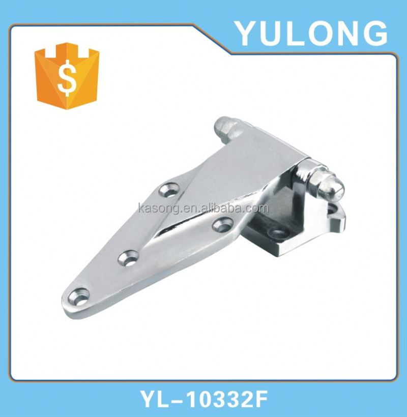 Taiwan Manufacturer Made 180degrees Punching 220mm Two Sides Folding Hinge