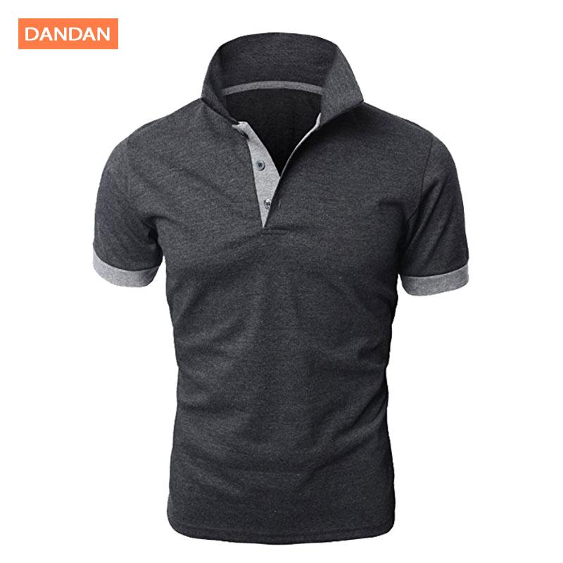 Premium Mens High Moisture Wicking Polo T Shirts