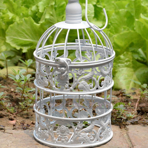 Classic A Cage For Birds Wedding Cell Decorative Bird Cage