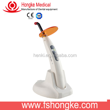 Dental Wireless Cordless Led Curing Light Lamp Woodpecker