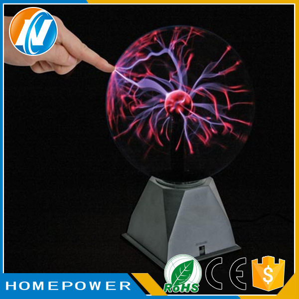 New style hot sale colorful high quality big plasma ball