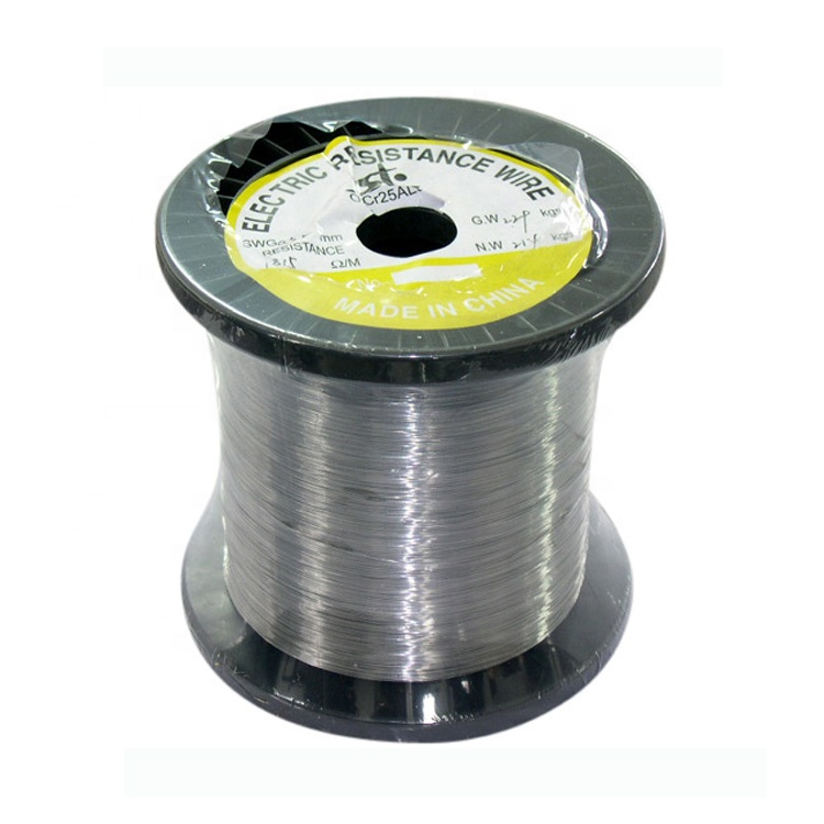 18years experience 0Cr25Al5 0Cr23Al5 Ni60Cr15 Ni35Cr20 Ni80Cr20 resistance heating <strong>wire</strong>