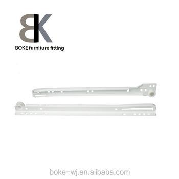 Europe Type Fgv Drawer Slide Roller Powder Coated Drawer