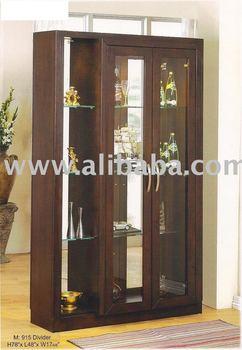 915 Display Cabinet Divider Home