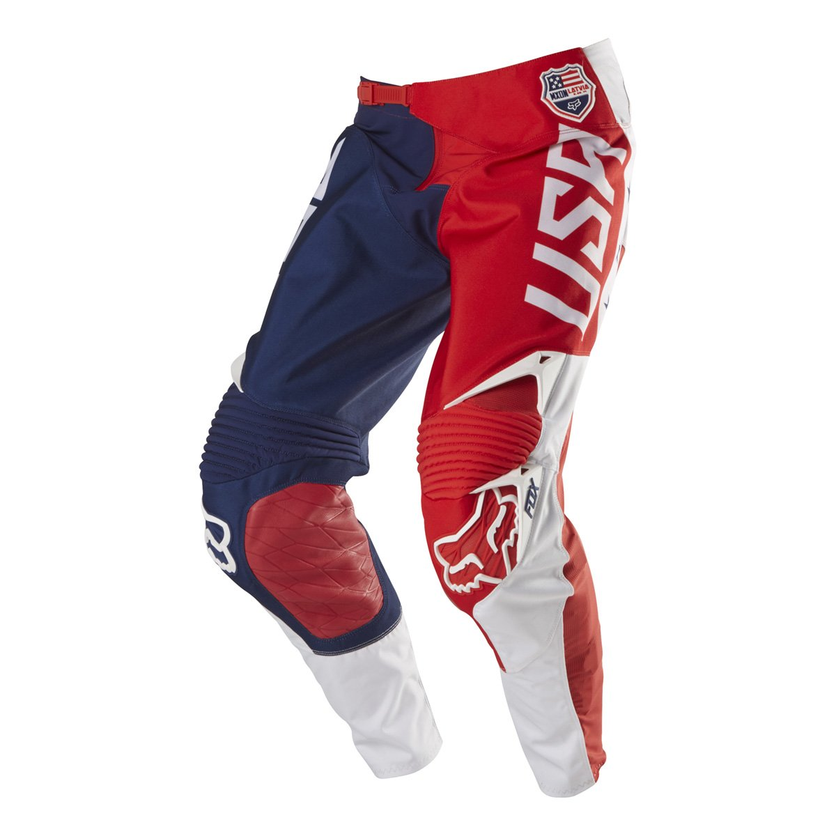 Fox Racing 360 MXON Men's Off-Road Motorcycle Pants - Patriot / Size 34