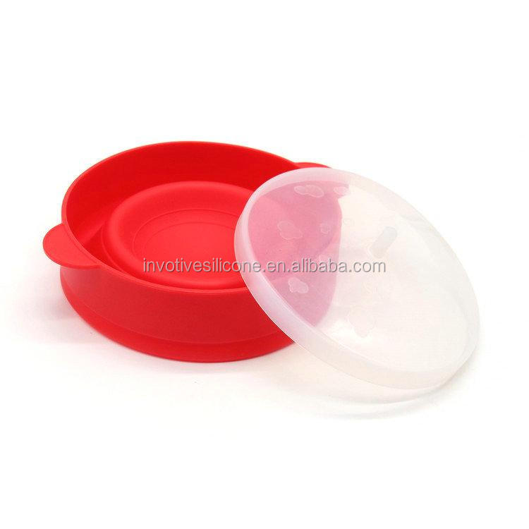 Wholesale Silicone collapsible hot air popcorn maker microwave popcorn popper