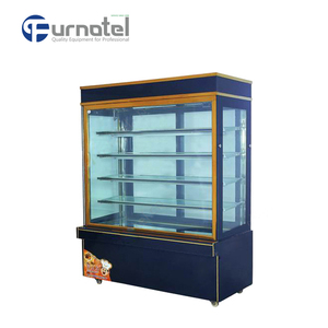 2017 Furnotel High Quality Cooler Refrigerated Cake Display