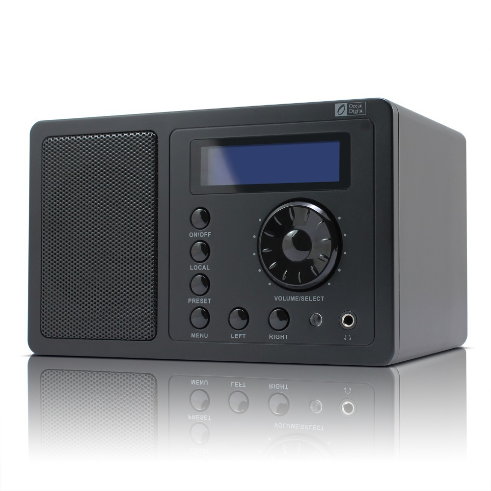 Mini Internet Alarm Clock Radios with Sleep Timer Remote ...
