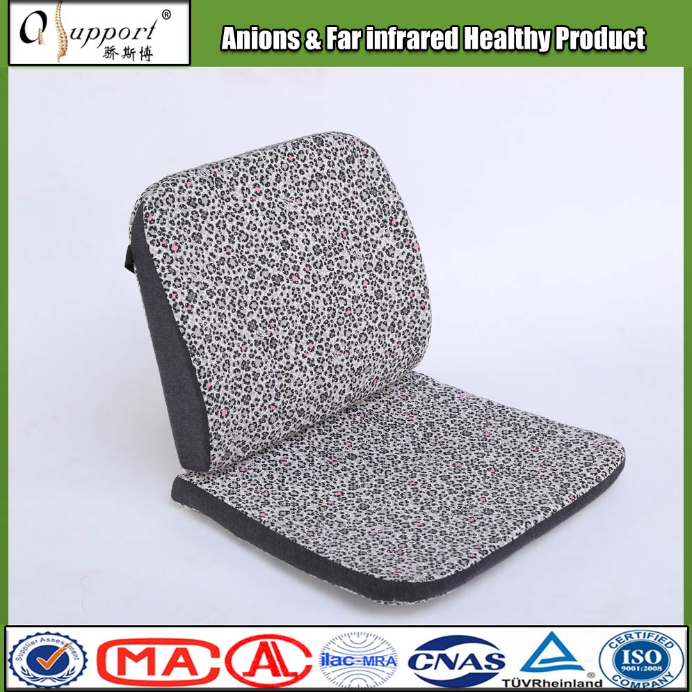 Stadium backrest,Foldable Seat Cushion for outdoor with anions particles