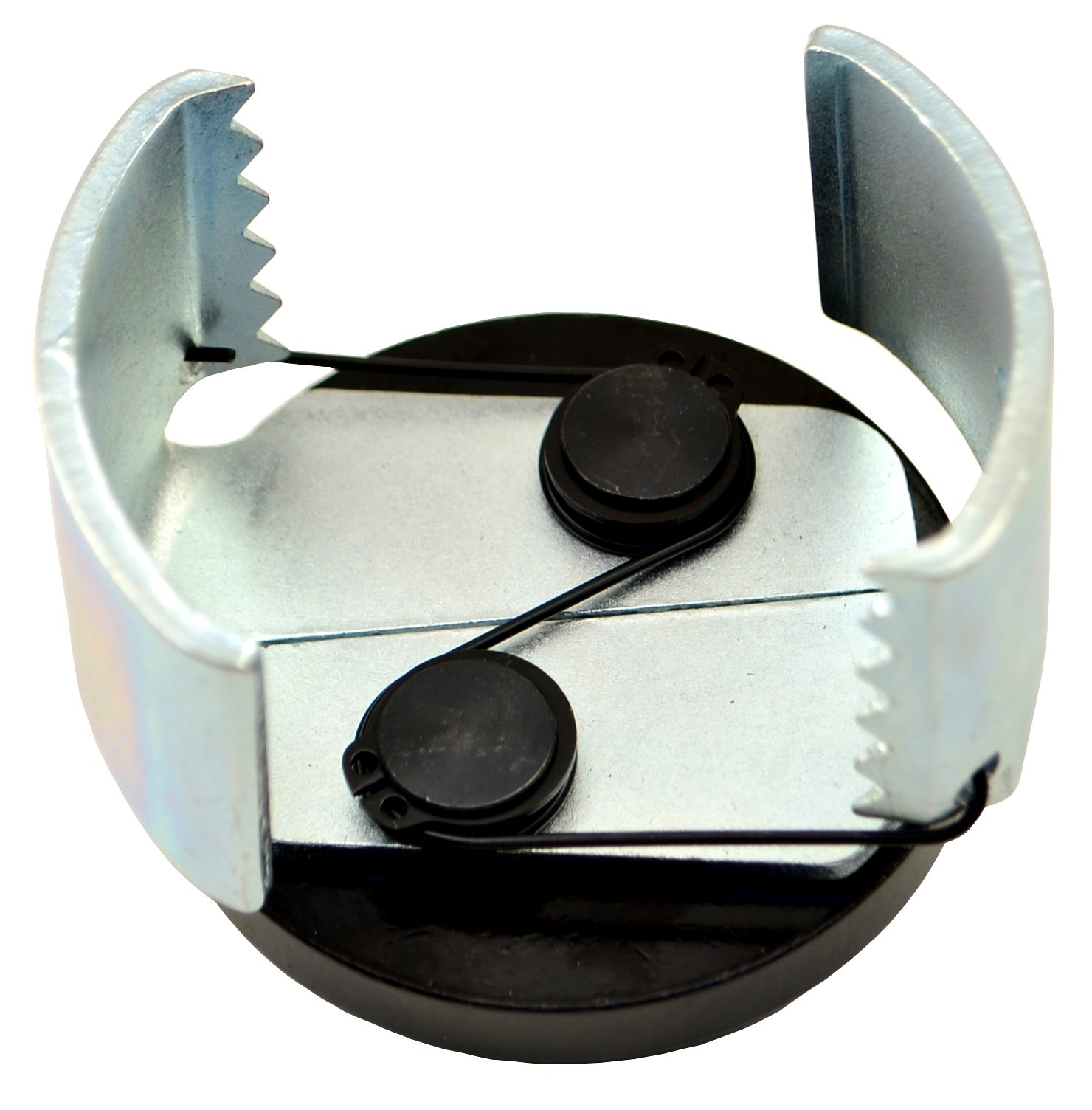 """Motivx Tools Small Adjustable Oil Filter Wrench for Removing 2.5"""" - 3.25"""" Diameter Spin-On Oil Filters"""