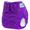 Hot Sale AnAnBaby B Series Reusable Nappies Breathable Plain Color Cloth Diaper