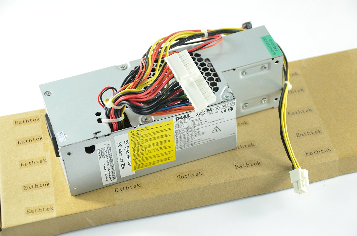 Eathtek Replacement 240W Power Supply for L240AS-00 H240AS-00 AC240AS-00 H240ES-00 D240ES-00 for Dell Optiplex 390 790 960 990 SFF Systems