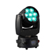 High power 7x15 watt 4-in-1 led zoom moving head wash led dj lighting mixer for live concert