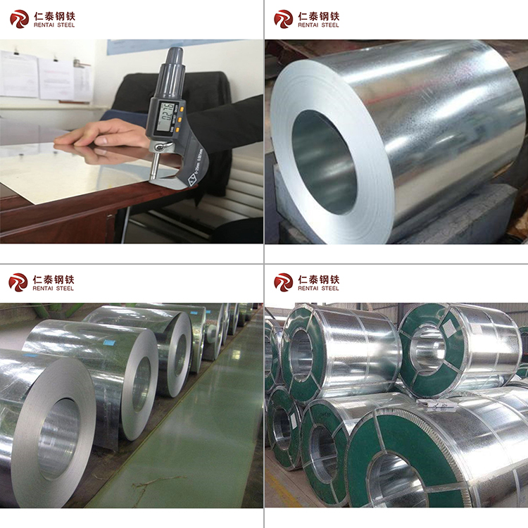 China manufacturer metal roofing coil galvanized steel coil