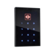 Direct touch standalone gate entry door access control rfid reader keypad with password button blue / red backlight