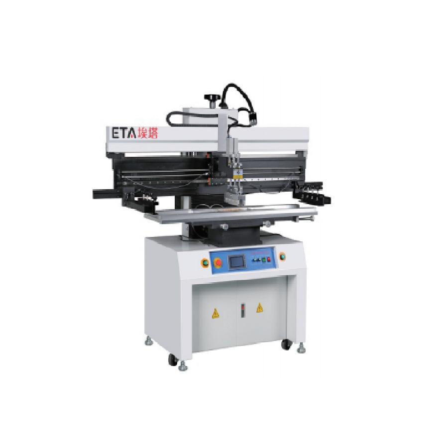 SMT Standard Semi-auto Stencil Printer P6 & PCB Printer