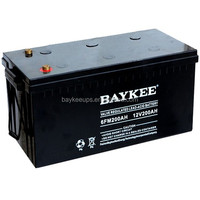 Deep cycle Free maintenance 12v 2v Solar battery 50kw energy storage system with high quality