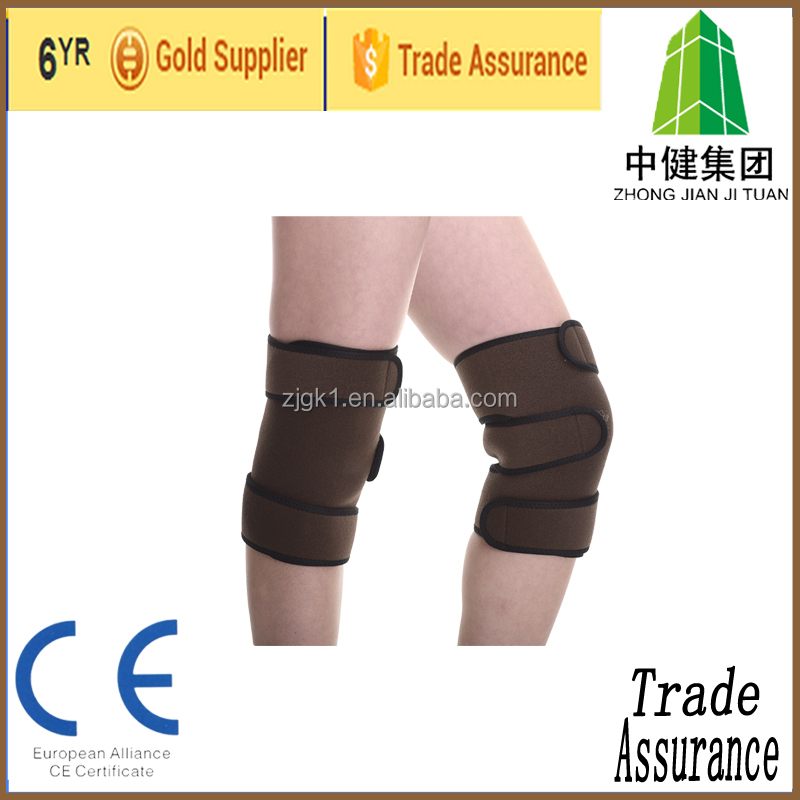Medical keeping warm silicone knee pads for work