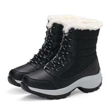 Galería de plataforma botas de invierno al por mayor