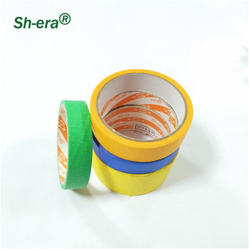 High Quality Color Masking Tape Painters Tape Buy Masking Tape No Residual Glue Easy To Tear Product On Alibaba Com