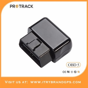 Car GPS Tracker OBD2 Vehicle Tracking Device Car Locator GSM Alarm System Support Multiple languages