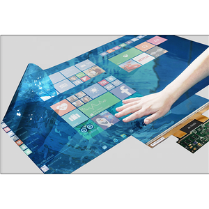 Flexible touch screen/ display/panel/foil/film