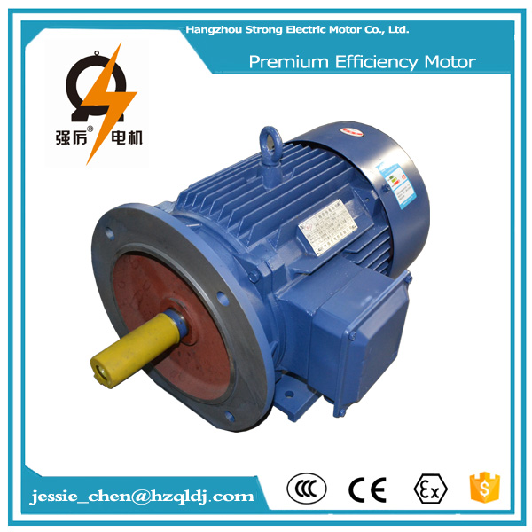 15 hp 3 phase 4 pole strong induction electric motors