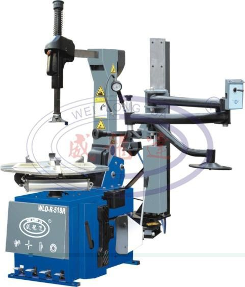 WLD-R-518R Quality New Design Automatic Tire Changer for sale
