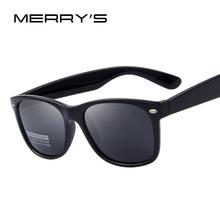 MERRY S font b Men b font Polarized font b Sunglasses b font Classic font b