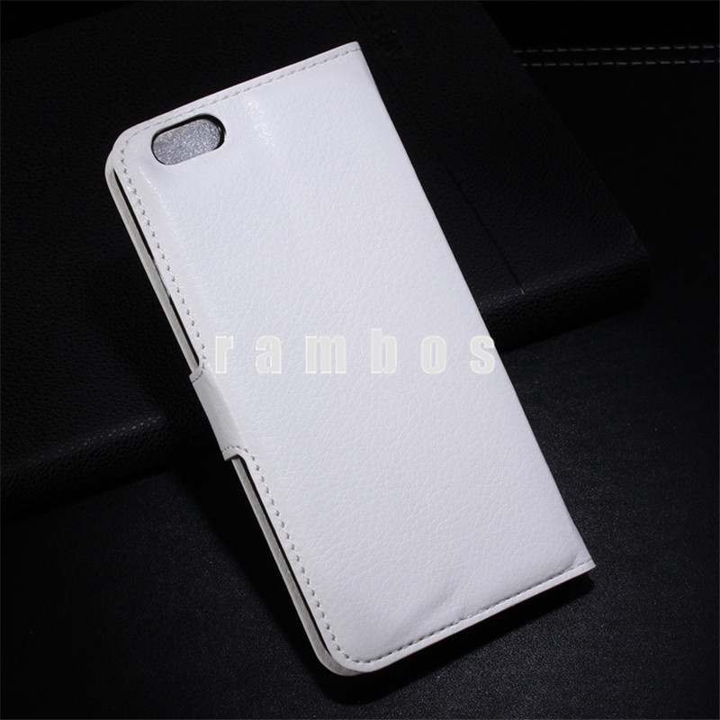 PU Leather Mobile Phone Hard Back Cover Magnetic Stand Smartphones Cases Accesory Flip Cover for Huawei Honor 7