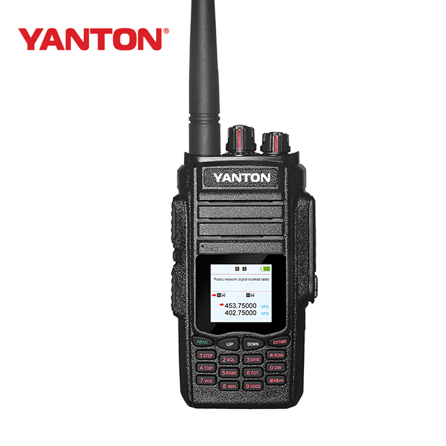 Walkie talkie 10 km gama T-X7 WCDMA programação de software para PC