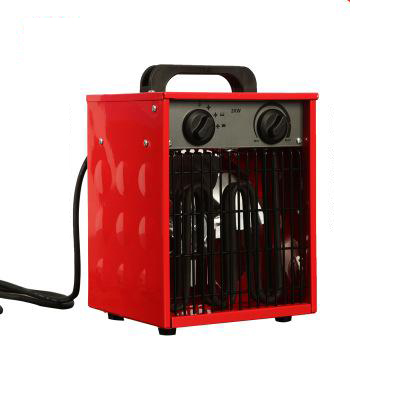 Industrial electric fan heater/ Heating and drying